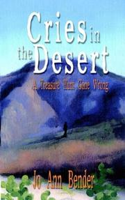 Cover of: Cries in the Desert