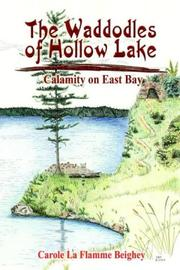 Cover of: The Waddodles of Hollow Lake
