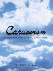 Cover of: Carusoism