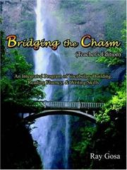 Cover of: Bridging the Chasm