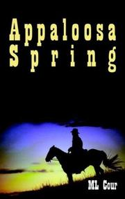 Cover of: Appaloosa Spring | ML Cour