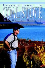 Cover of: Lessons from the Coal Stove | Wayne A. Rohrer