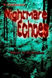 Cover of: Nightmare Echoes