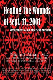 Cover of: Healing The Wounds of Sept. 11, 2001