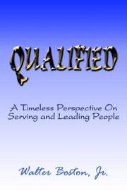 Cover of: QUALIFIED