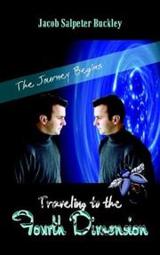 Cover of: Traveling to the Fourth Dimension