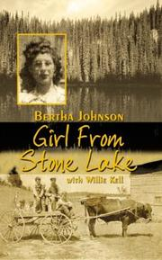 Cover of: Girl From Stone Lake