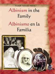 Cover of: Albinism in the Family