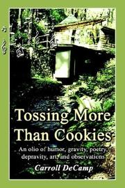 Cover of: Tossing More Than Cookies