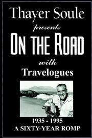 Cover of: On the road with travelogues, 1935-1995