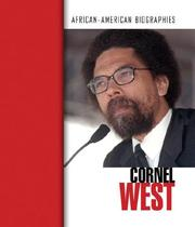 Cover of: Cornel West