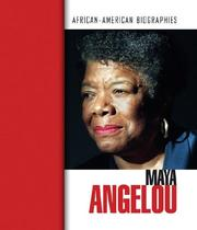 Cover of: Maya Angelou