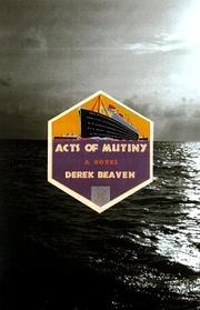 Cover of: Acts of mutiny