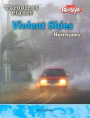 Cover of: Violent Skies