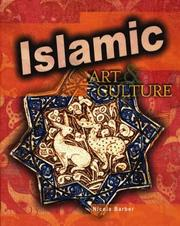 Cover of: Islamic Art & Culture
