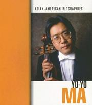 Cover of: Yo-Yo Ma (Asian-American Biographies)