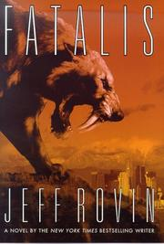 Cover of: Fatalis | Jeff Rovin