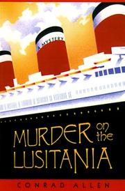 Cover of: Murder on the Lusitania