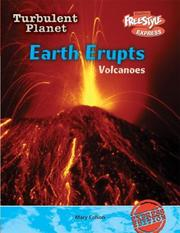 Cover of: Earth Erupts