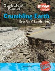 Cover of: Crumbling Earth