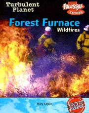 Cover of: Forest Furnace-wild Fires (Turbulent Planet/Freestyle Express)