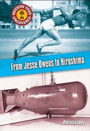 Cover of: From Jesse Owens to Hiroshima (Modern Eras Uncovered)