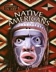 Cover of: Native Americans (History in Art)