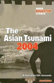 Cover of: The Indian Ocean tsunami 2004