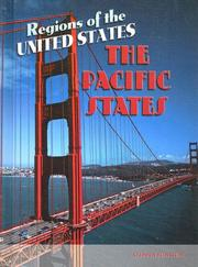Cover of: The Pacific States (Regions of the USA)