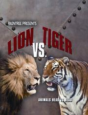 Cover of: Lion vs. tiger | Isabel Thomas