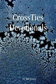 Cover of: CrossTies Devotionals