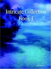 Cover of: Intricate Collection, Book I