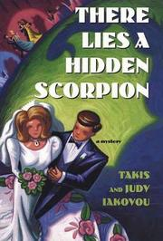 Cover of: There lies a hidden scorpion