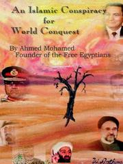 Cover of: An Islamic Conspiracy for World Conquest