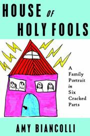 Cover of: House of Holy Fools