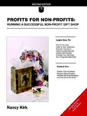 Cover of: Profits for Non-Profits