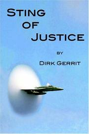 Cover of: Sting of Justice