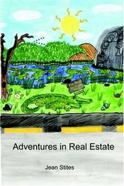 Cover of: Adventures In Real Estate