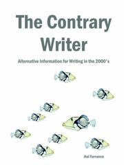 Cover of: The Contrary Writer