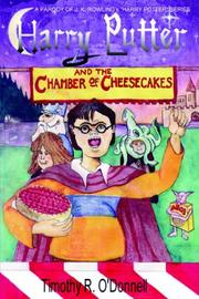 Cover of: Harry Putter and the Chamber of Cheesecakes