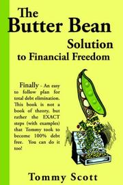 Cover of: The Butter Bean Solution to Financial Freedom