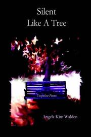 Cover of: Silent Like A Tree