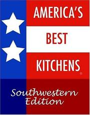 Cover of: America's Best Kitchens® Southwestern Edition