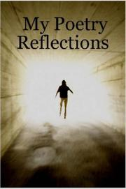 Cover of: My Poetry Reflections