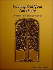 Cover of: Rooting Out Your AnceStory