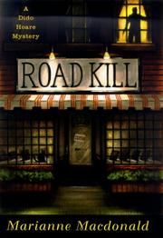 Cover of: Road kill