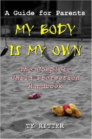 Cover of: My Body is My Own