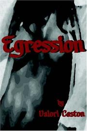 Cover of: Egression