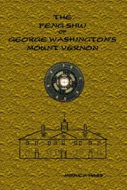 Cover of: The Feng Shui of George Washington's Mount Vernon