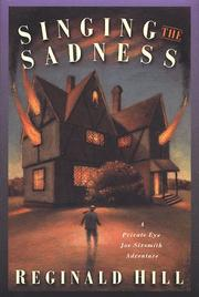 Cover of: Singing the Sadness